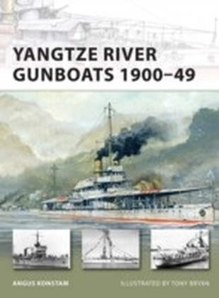 Yangtze River Gunboats 1900-49