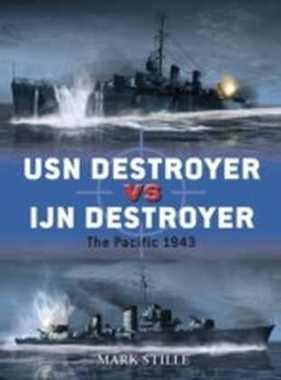 USN Destroyer vs IJN Destroyer The Pacific 1943