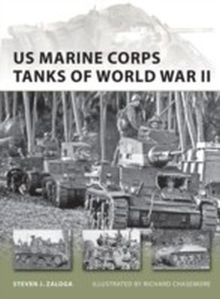 US Marine Corps Tanks of World War II