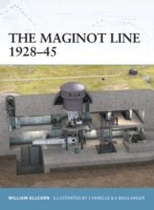Maginot Line 1928-45