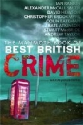 Mammoth Book of Best British Crime 8