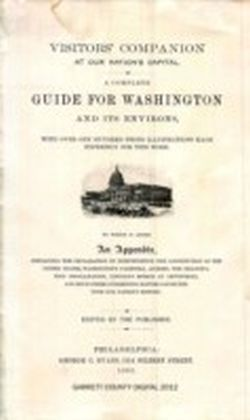 Complete Guide for Washington and Its Environs