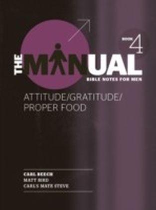 Manual (Men's Devotional) 4