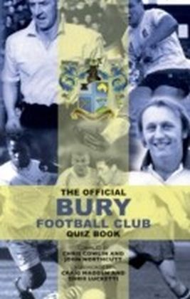 Official Bury Football Club Quiz Book