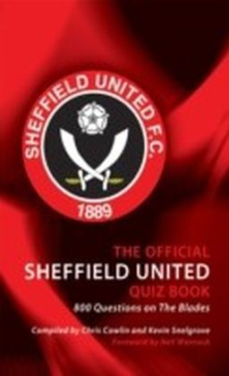 Official Sheffield United Quiz Book