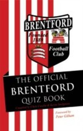 Official Brentford Quiz Book
