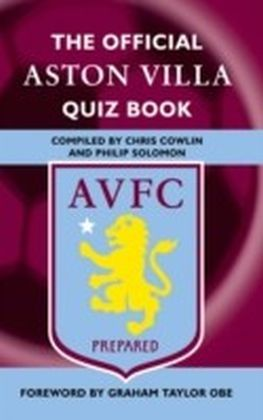 Official Aston Villa Quiz Book