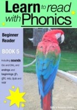 Learn to Read with Phonics - Book 5