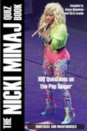 Nicki Minaj Quiz Book