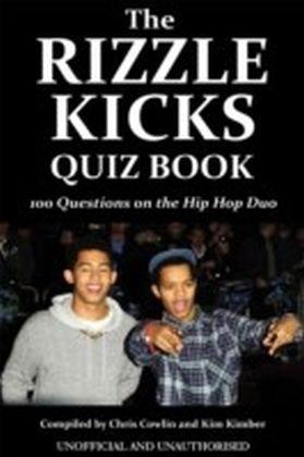 Rizzle Kicks Quiz Book