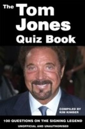 Tom Jones Quiz Book