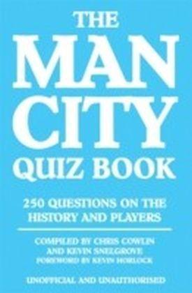 Man City Quiz Book