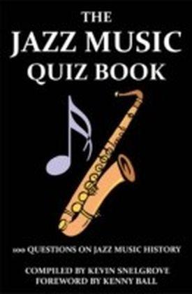 Jazz Music Quiz Book