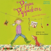 Pippa Pepperkorn - neu in der Klasse, 1 Audio-CD