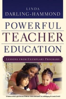 Powerful Teacher Education,
