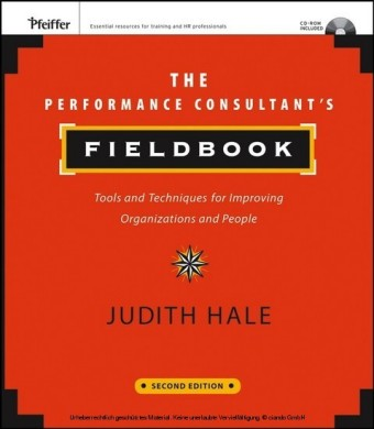 The Performance Consultant's Fieldbook