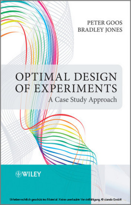 Optimal Design of Experiments