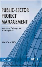 Public-Sector Project Management