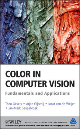 Color in Computer Vision