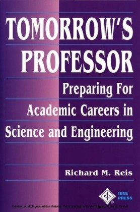 Tomorrow's Professor