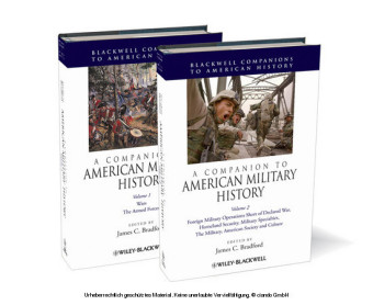 A Companion to American Military History