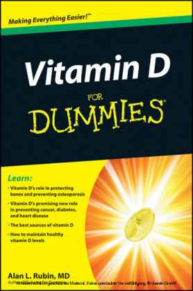 Vitamin D For Dummies,