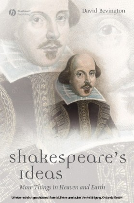 Shakespeare's Ideas