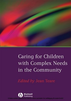 Caring for Children with Complex Needs in the Community