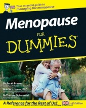 Menopause For Dummies,