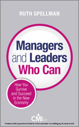 Managers and Leaders Who Can