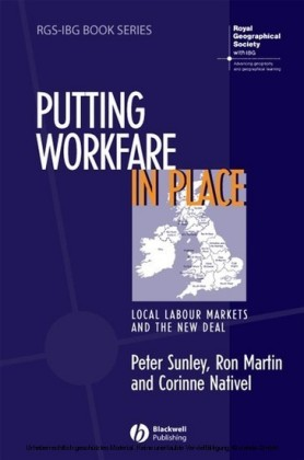 Putting Workfare in Place