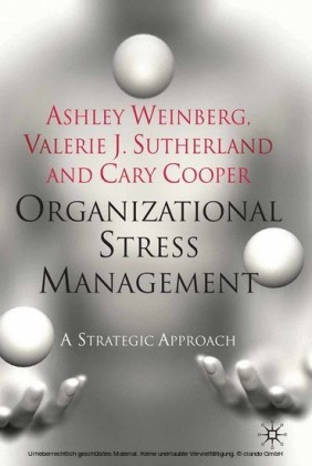 Organizational Stress Management