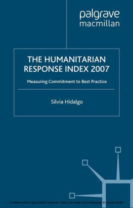 Humanitarian Response Index 2007