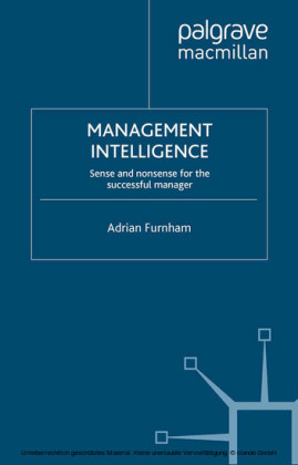 Management Intelligence