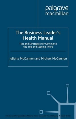 The Business Leader's Health Manual