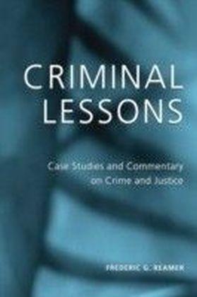 Criminal Lessons