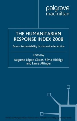 Humanitarian Response Index 2008