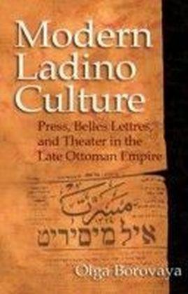 Modern Ladino Culture