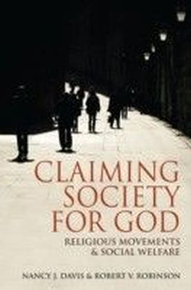 Claiming Society for God