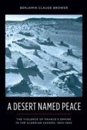 Desert Named Peace