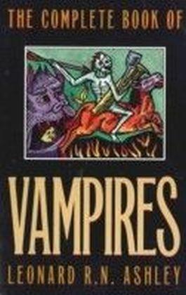Complete Book of Vampires