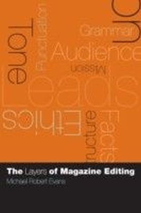 Layers of Magazine Editing
