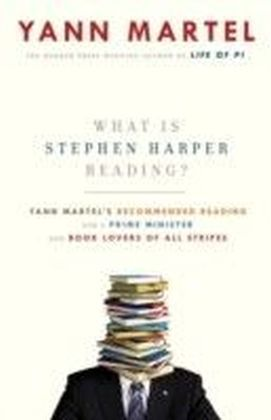 What Is Stephen Harper Reading?