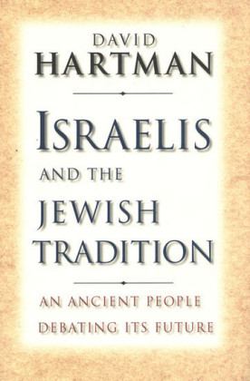 Israelis and the Jewish Tradition