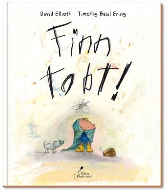 Finn tobt!