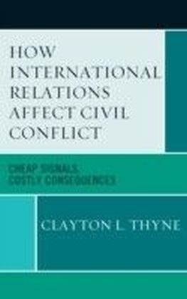 How International Relations Affect Civil Conflict