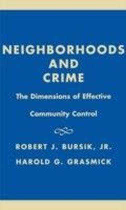 Neighborhoods & Crime