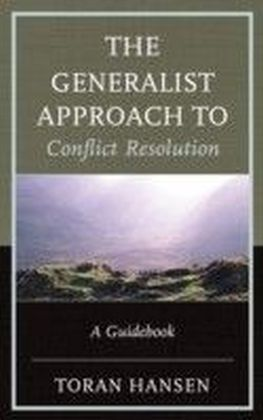 Generalist Approach to Conflict Resolution