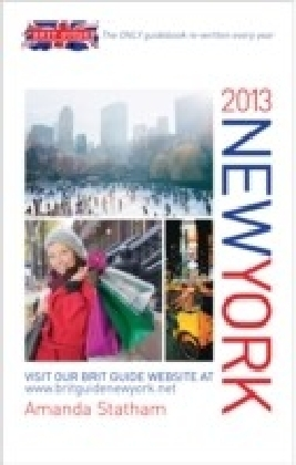 Brit Guide to New York 2013