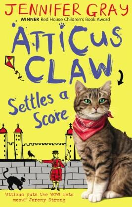 Atticus Claw Settles a Score